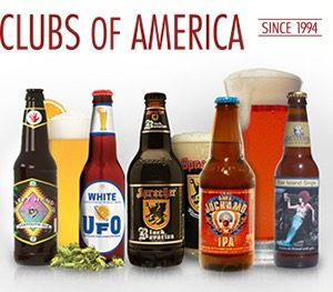Clubs of America Beer of the Month Club Logo