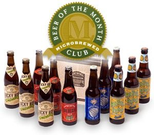 Microbrewed Beer of the Month Club Logo